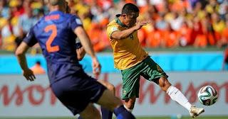 Australie – Pays Bas (2-3)