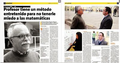 Entrevista del Diario el Lider de San Antonio, Chile II