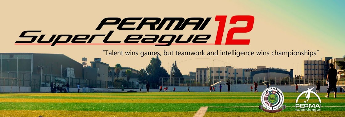 Permai Super League 2011/2012