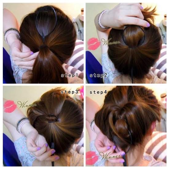 Cara Menghias Rambut Pendek Sebahu   apexwallpapers.com