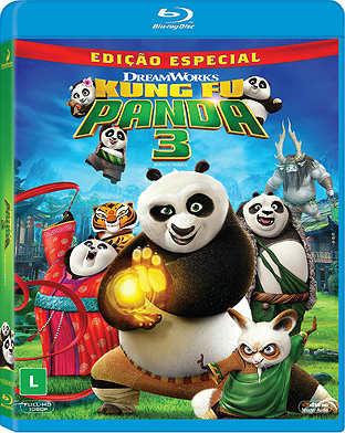 Filme Poster Kung Fu Panda 3