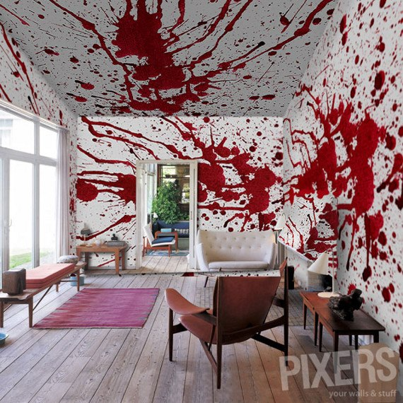 I need ideas for i need ideas for home decoration for Blood in blood out mural la river