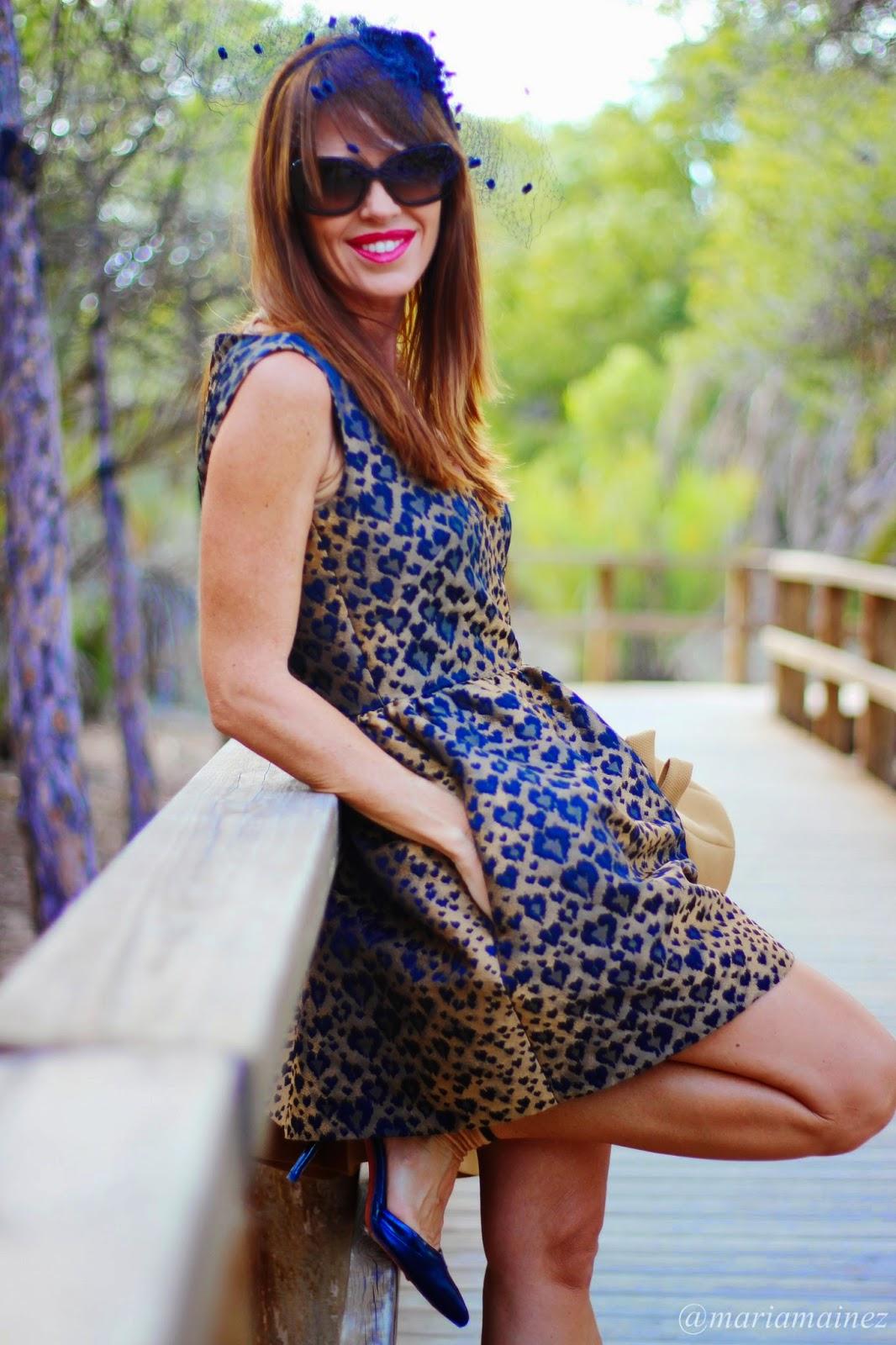 RedValentino - Boda - Leopard print - Diadema Valentino