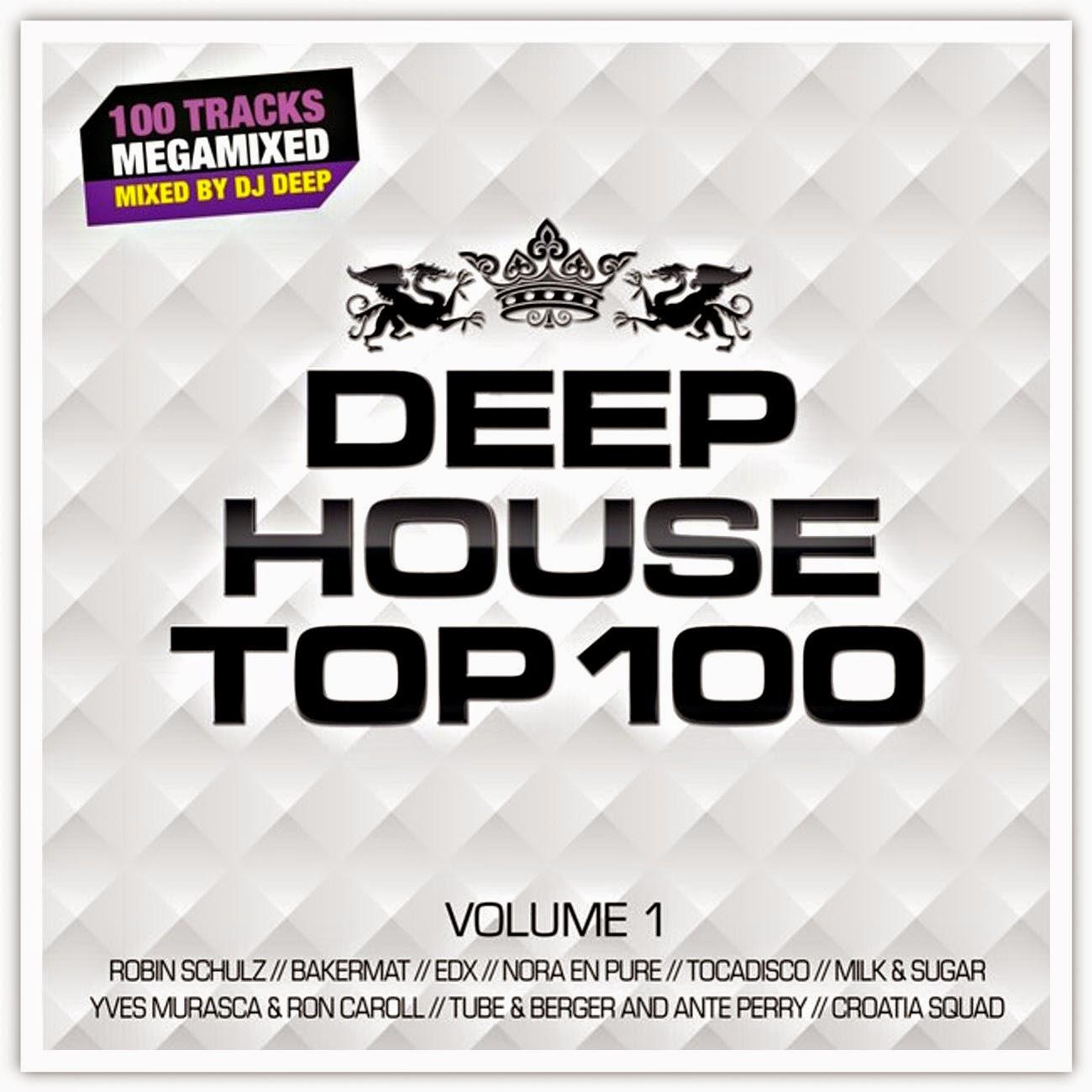 Adiamomusic deep house top 100 volume 1 for Deep house top