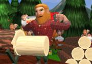 Puanlı Oduncu Oyunu