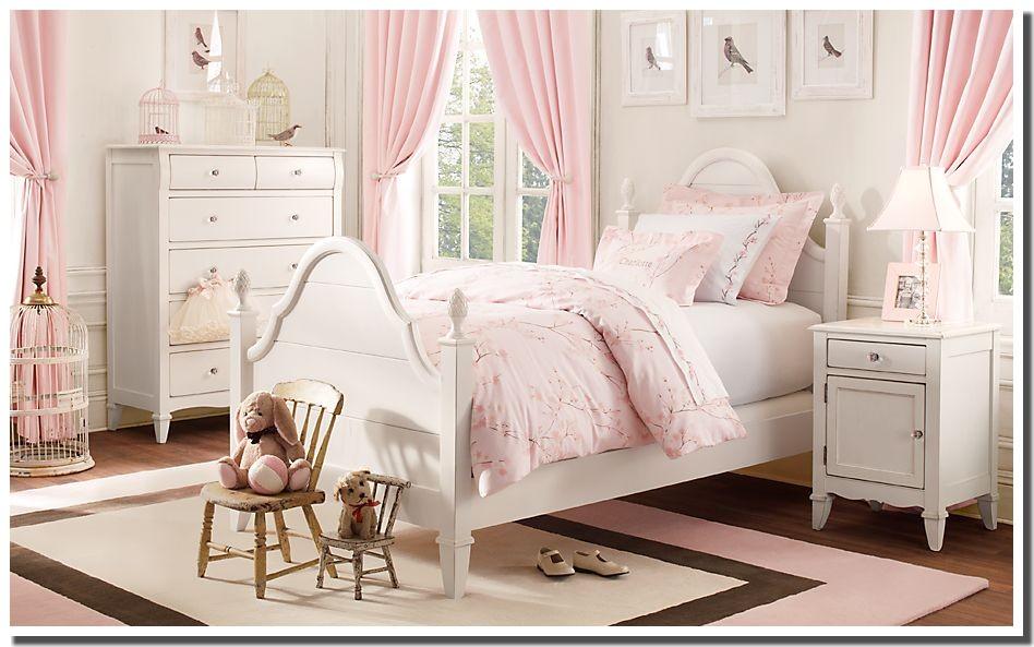 Nassima Home: Chambre princesse en rose pastel