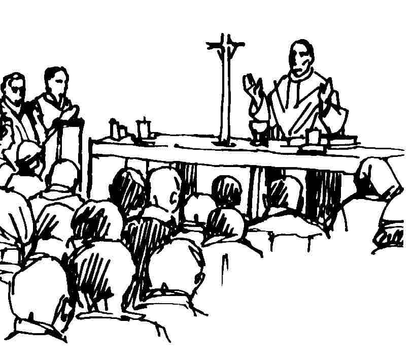 Imagenes De La Misa Catolica