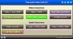 Download Free Audio Video Pack converter and player Terbaru