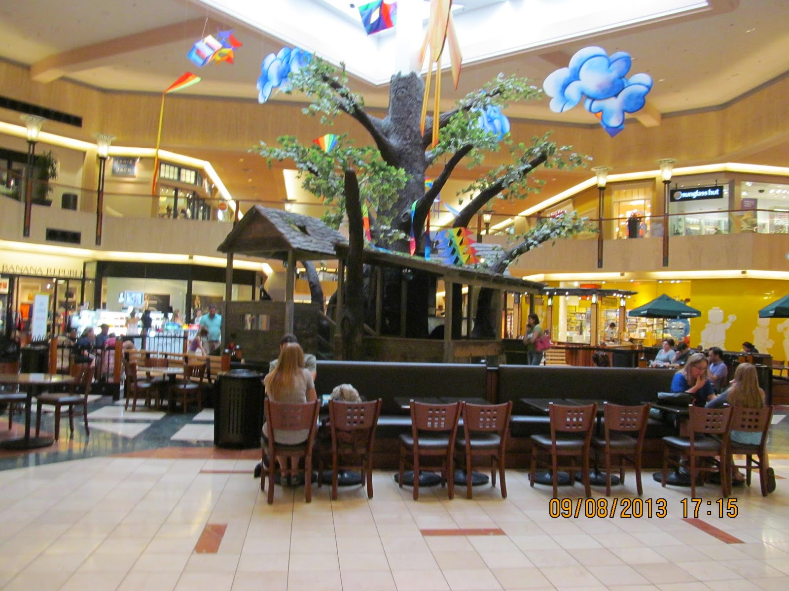 They outlined their vision of a mall with fewer anchor stores and more non-traditional uses. Recently, the Northbrook Board of Trustees approved a proposal for a Hi-Five Sports Clubs facility to open in the mall. In January , Macy's sold its space at Northbrook Court to GGP for $25 million.