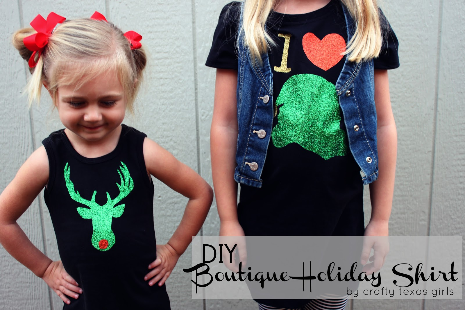and today i am bringing my project back here to show you how to create an adorable boutique holiday shirt just in time for christmas