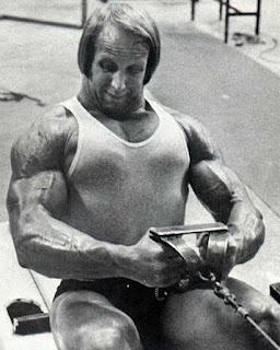 Mike Katz Bodybuilder