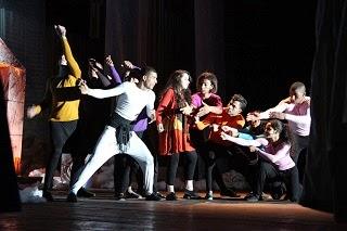 موال سيناريو افتتاح الدورة التاسعة لمسرح الشباب