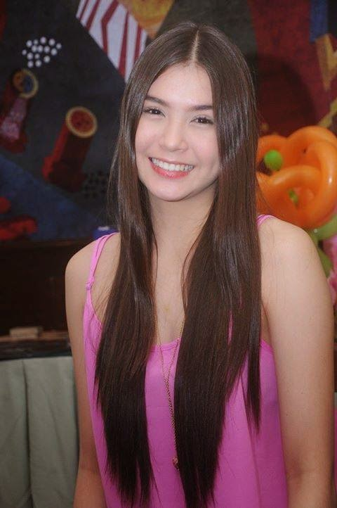 Meet and Greet the cute and loveable Ashley Ortega from the Philippines