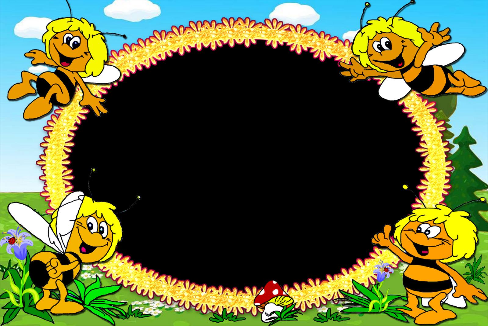 abeja maya marco