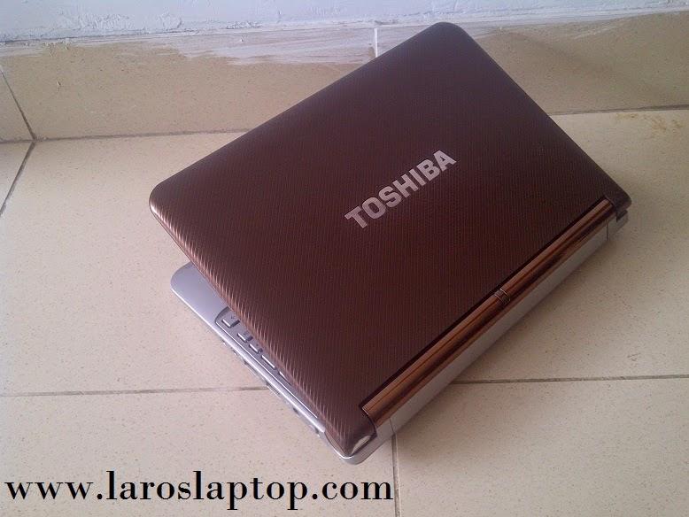 Harga Notebook second TOSHIBA NB305