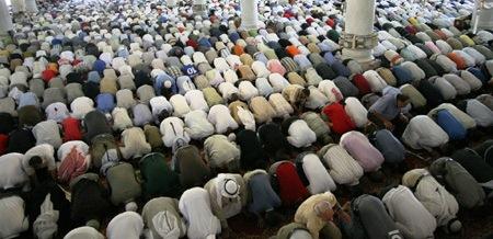 الصلاة في جماعة