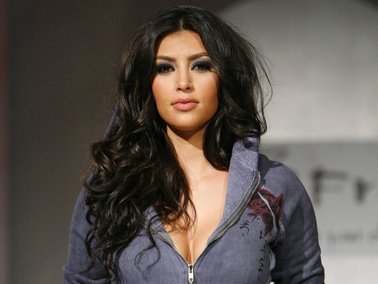 Kim Kardashian Was Born At Los Angeles California US On October 21 1980