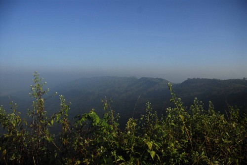 Tajingdong Hill stations of Bangladesh