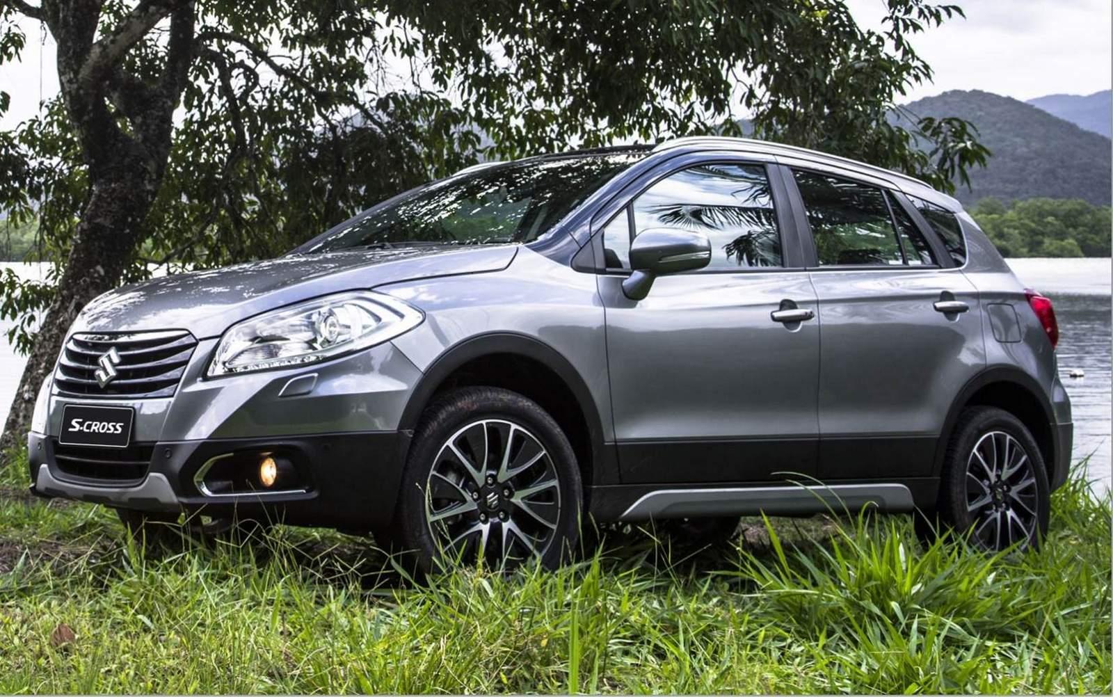 Suzuki S-Cross 2015 Brasil