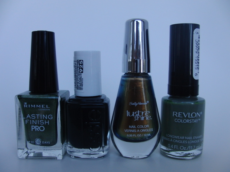 irish gel I scoured the internet and found 20 super fun st patrick's day nail designs that are worth wearing.