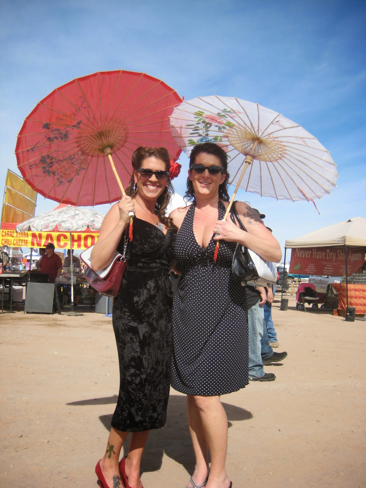 Rockabilly Women- Rockabilly Reunion 2014