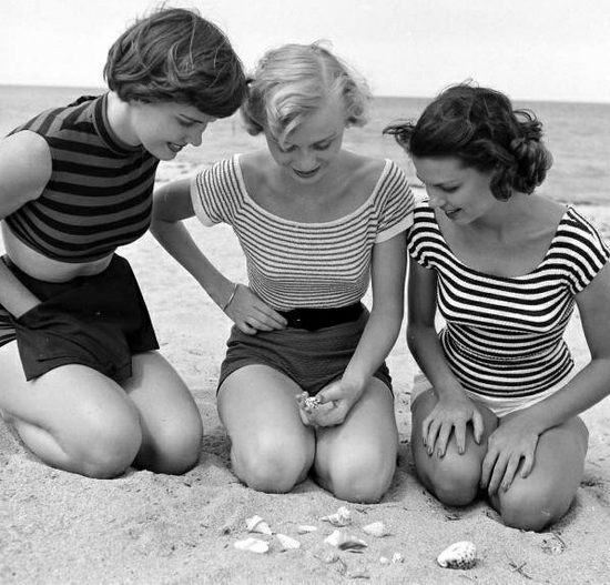 1950s Fun in the Sun #1950s #fashion #summer