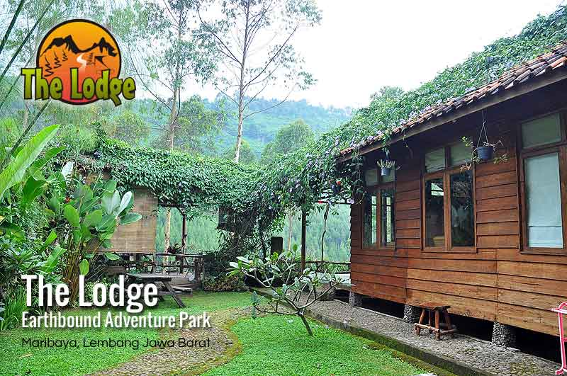 Outbound Lembang - EO Outbound | The Lodge Earthbound Adventure Park