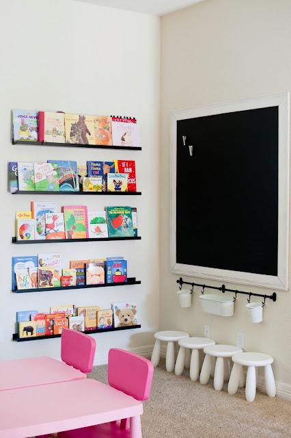 homeschool set up
