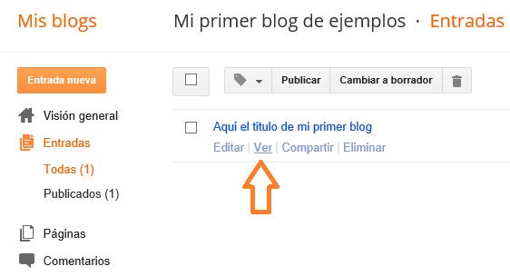 ¿Cómo crear un blog en Blogger? Pasos simples