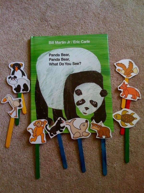 Panda Bear Printable Panda Bear Panda Bear What Do You See