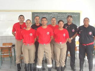 Curso de bombeiro civil rj