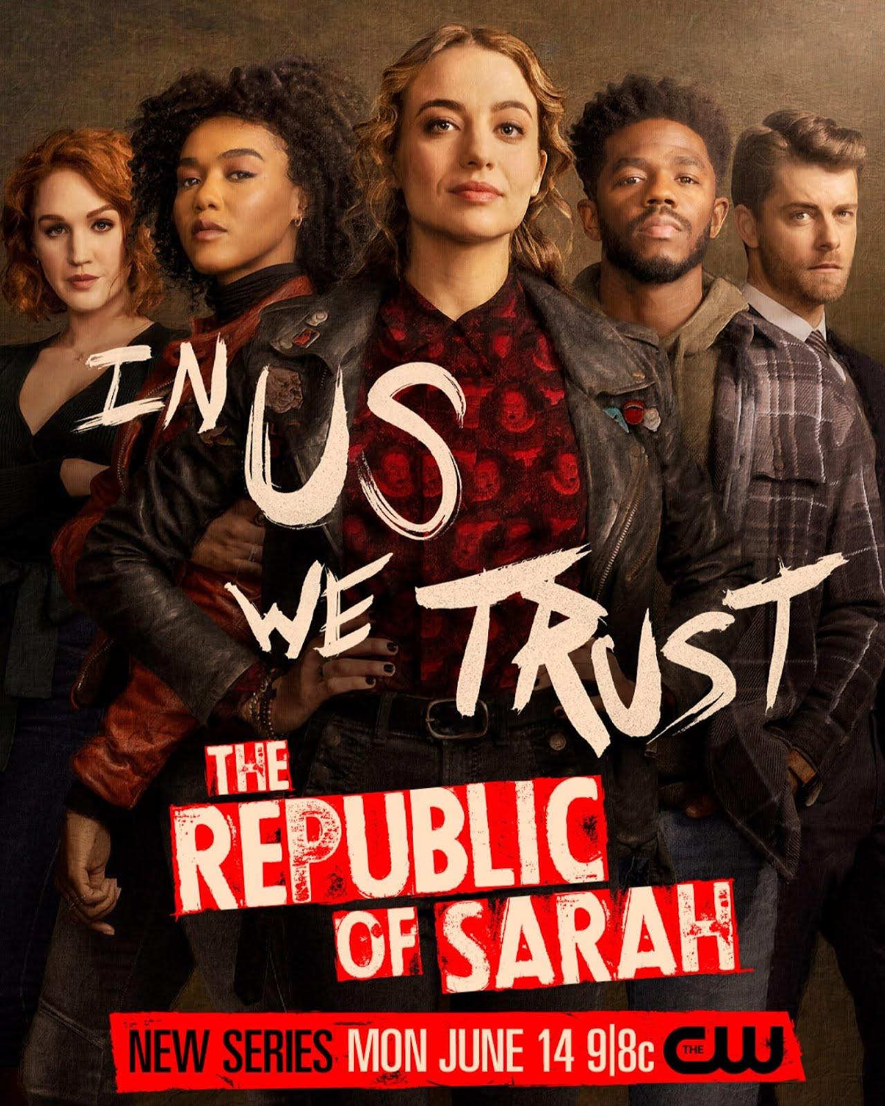 """THE REPUBLIC OF SARAH"""