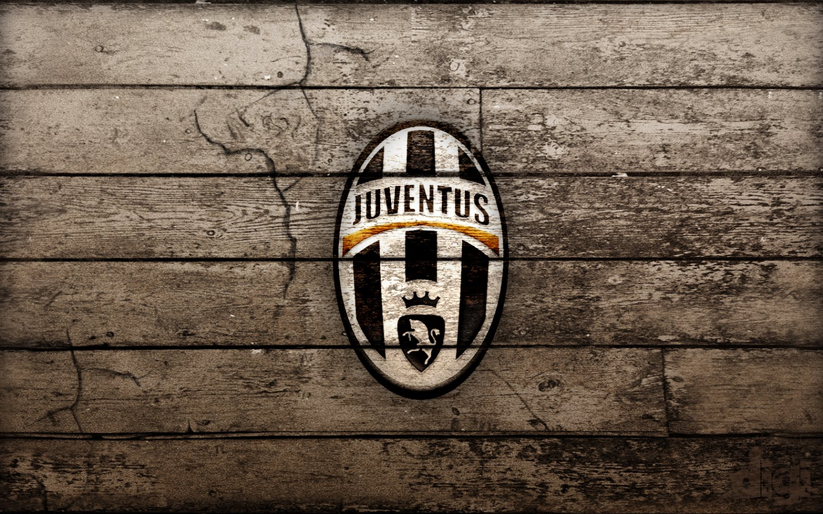 Juventus logo, HD Wallpaper