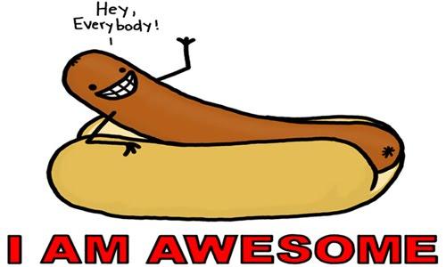 awesome sausage