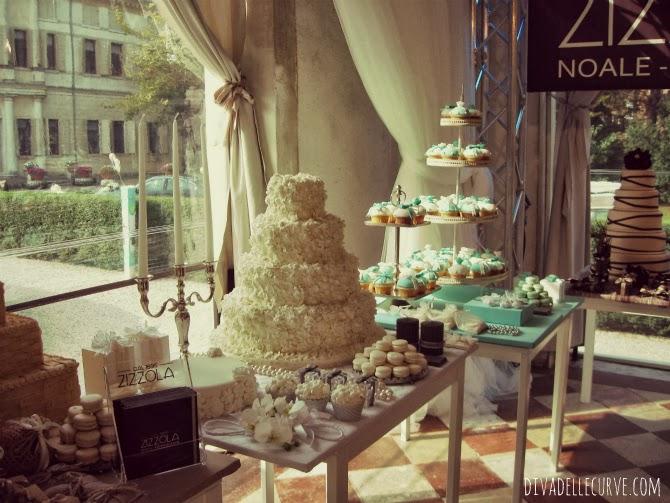 villa foscarini rossi museo della calzatura e fiera sposissimevolmente wedding cake