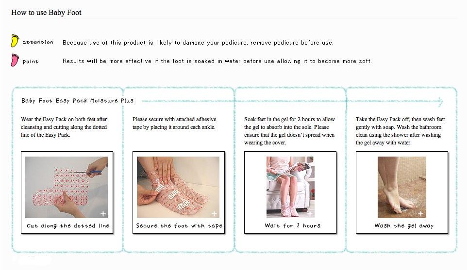 Skin So Deep Baby Foot Easy Pack Review