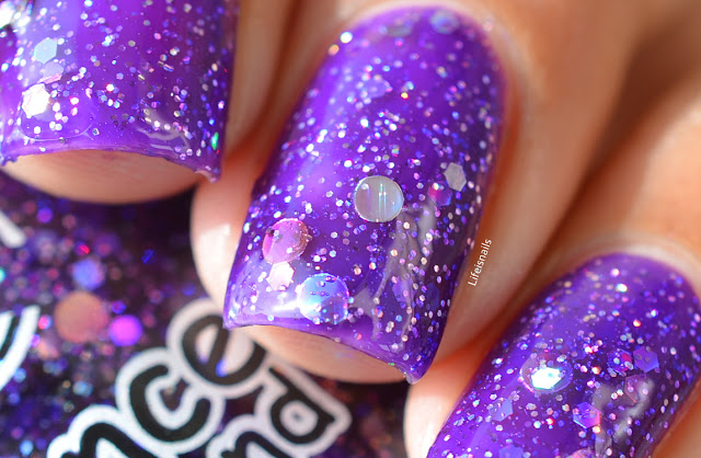 Dance legend Intergalactic Swatch