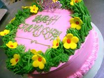 COKLAT MOIST CAKE WITH BUTTERCREAM