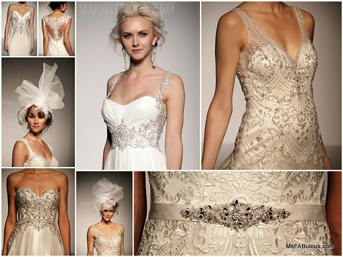 embroidered bridal