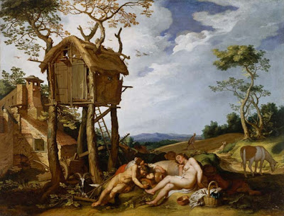 abraham bloemaert parable of the wheat and the tares