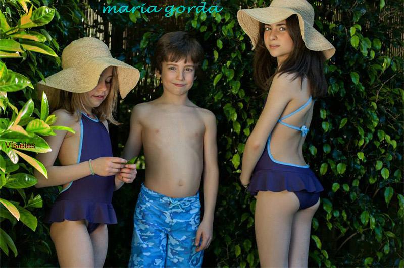 Moda Baño Infantil   Visteles