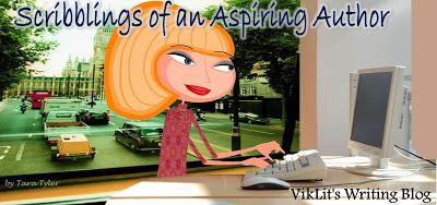 Scribblings of an Aspiring Author.