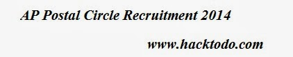 Andhrapradesh Postal Circle Recruitment 2014.jpg