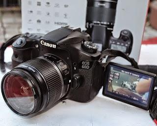 Jual DSLR Canon Eos 60D