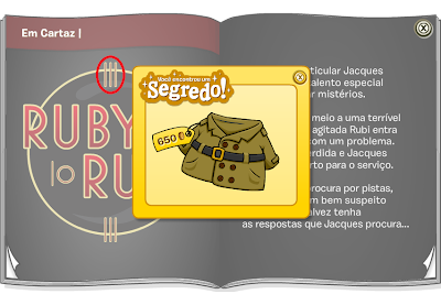 how to get ruby pin club penguin