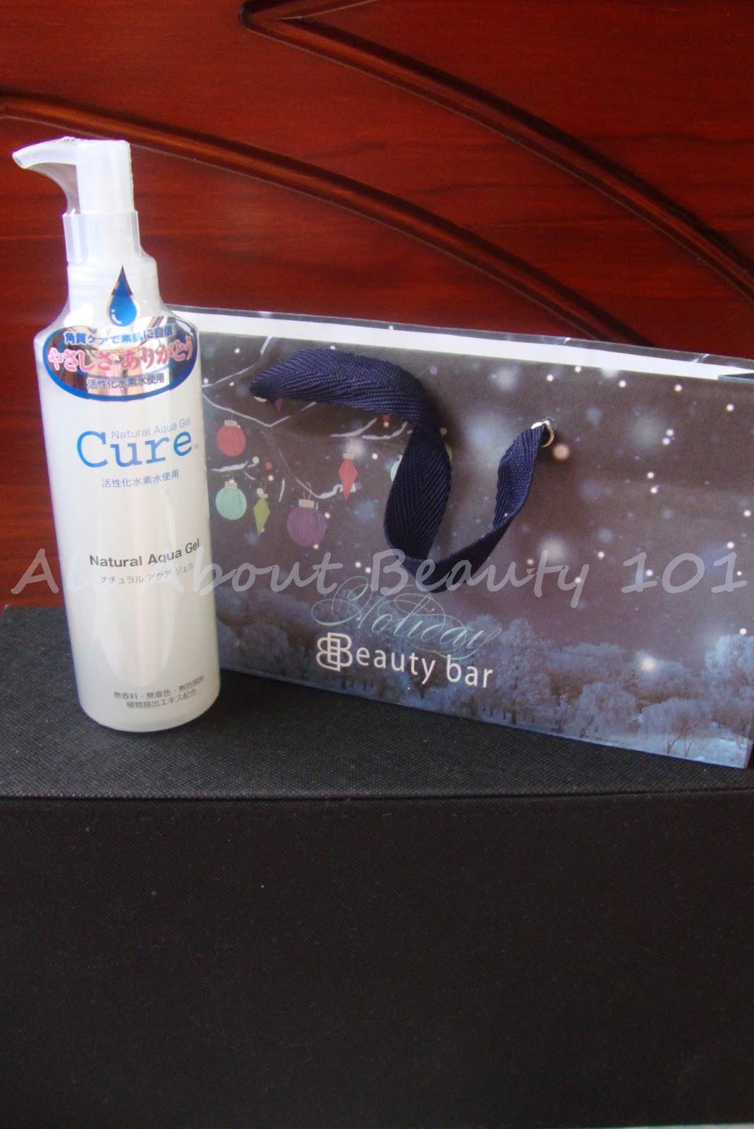 Cure Natural Aqua Gel Underarms