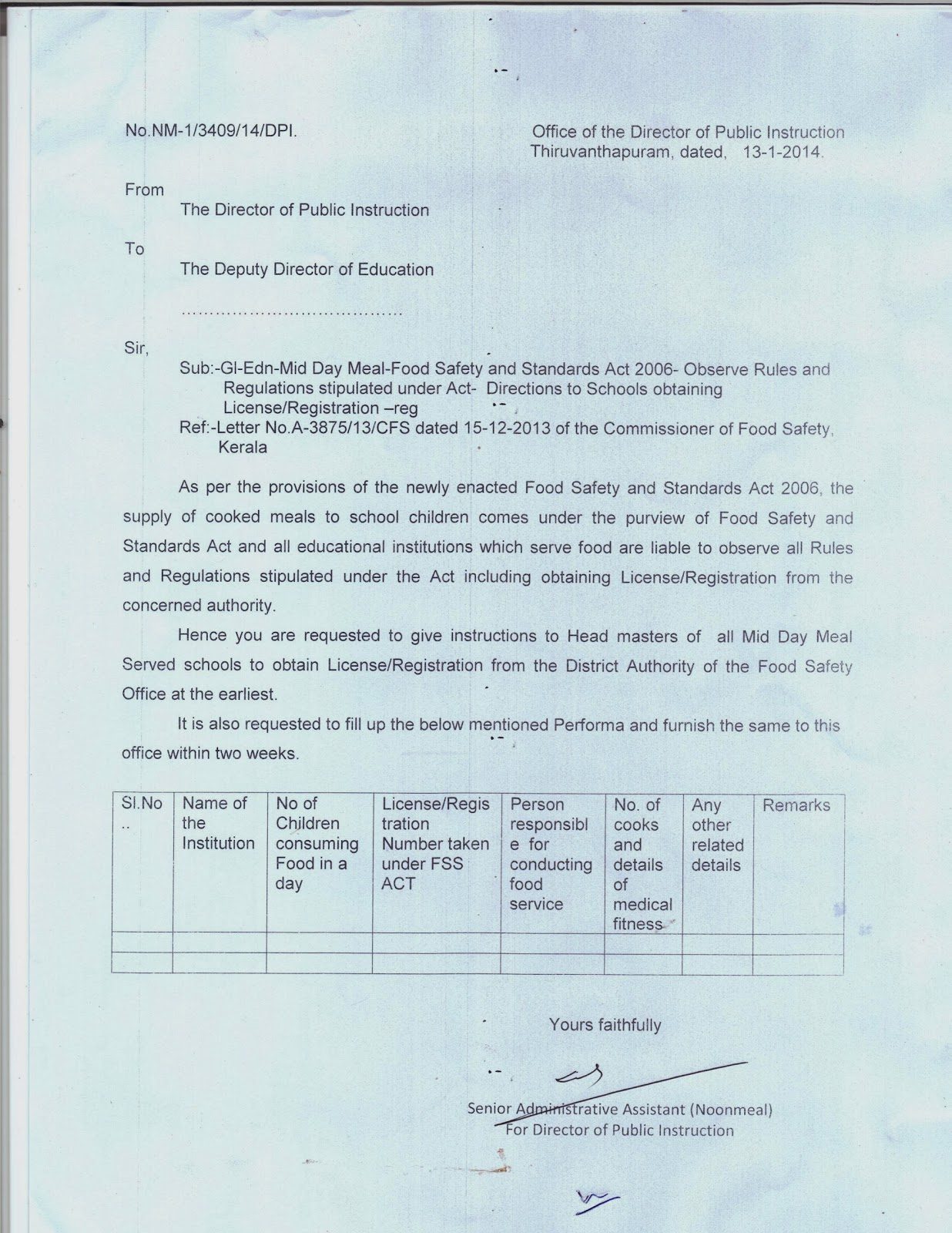 income tax statement form 2016 17