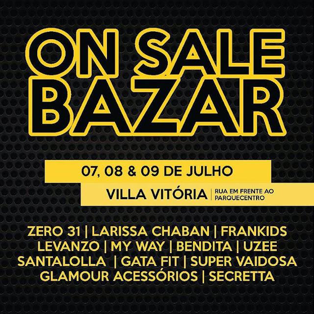 Evento | On Sale Bazar