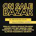 Evento   On Sale Bazar