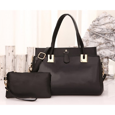 AAA FASHION BAG (BLACK)